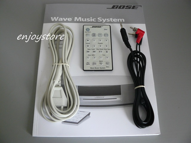 bose wave music system ii cd r mp3 rds radio vom h ndler ebay. Black Bedroom Furniture Sets. Home Design Ideas